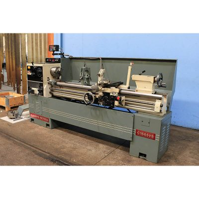 "15""/23.6"" x 65"" Clausing-Metosa Lathe Model C1565VS for sale at Worldwide Machine Tool"