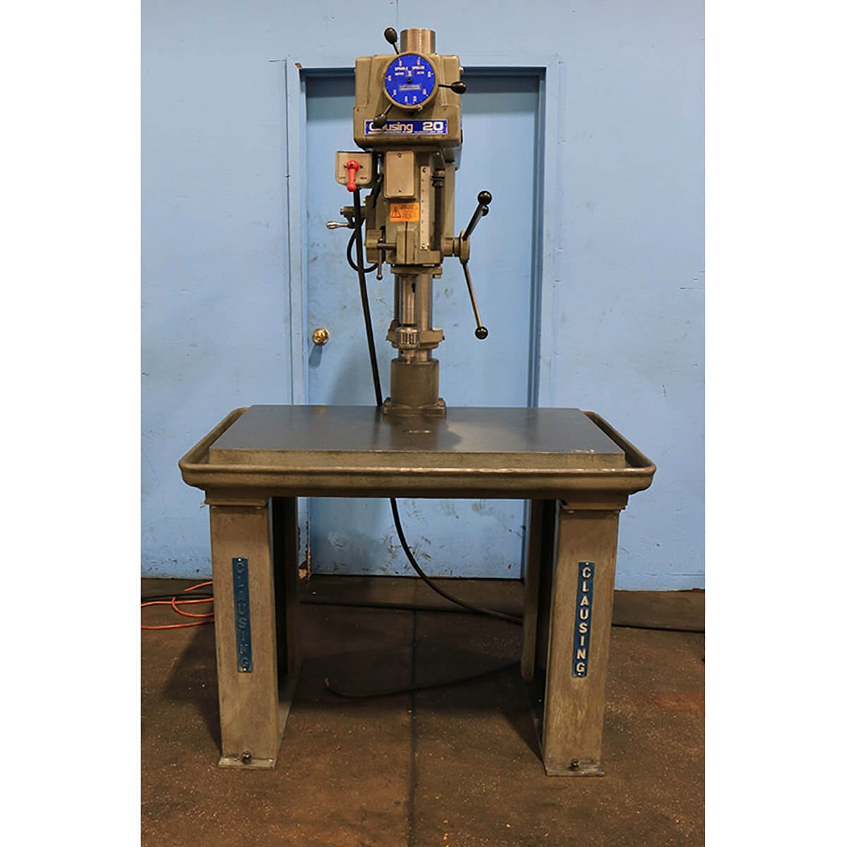 2 Speed Drum Switch for Clausing Drill Press