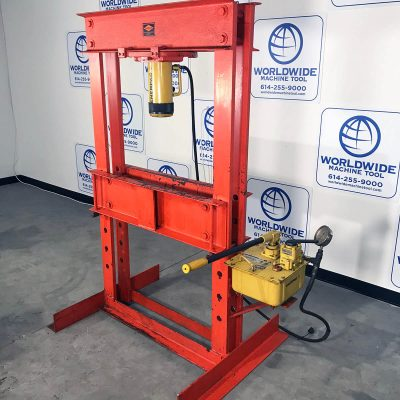 Used Parmaco 50 ton press for sale at Worldwide Machine Tool