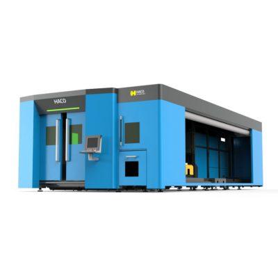 1,000 to 6,000 Watt New Haco HFL-E Fiber Laser Cutting Machine for sale