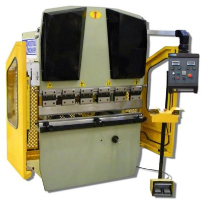 4' x 22 Ton New U.S. Industrial Press Brake Model USHB22-4 for sale at Worldwide Machine Tool