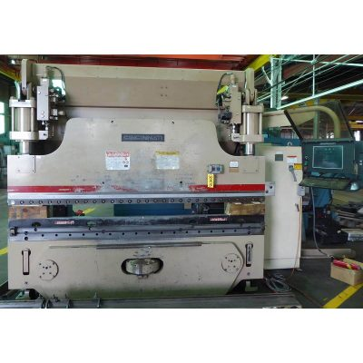 Used Cincinnati CNC Hydraulic Press Brake Model 135AF