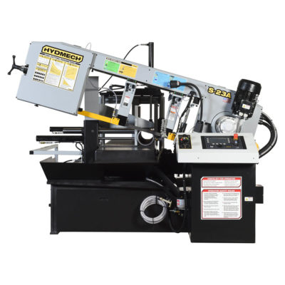 "16"" x 20"" New Hyd-Mech Horizontal Band Saw Model S-23A for sale"