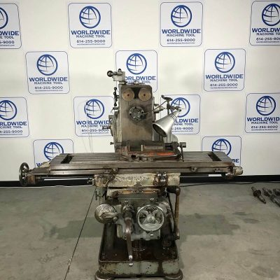 "12"" x 50"" Kearney and Trecker Universal Mill Model 2CH for sale"