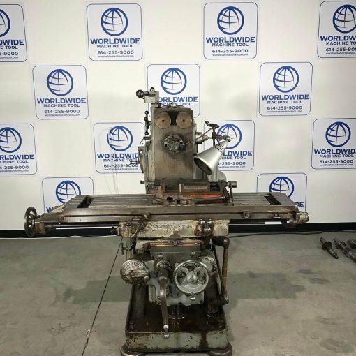 "12"" x 50"" Kearney and Trecker Universal Mill Model 2CH for sale"