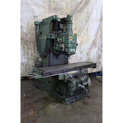 "18"" x 89"" Used OKK Vertical Mill Model MH5VJ"
