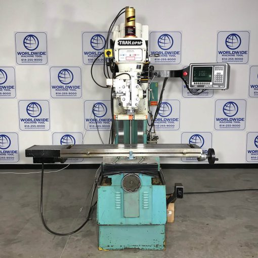 "10"" x 50"" Used Proto Trak CNC Bed Mill Model SB3 for sale at Worldwide Machine Tool"