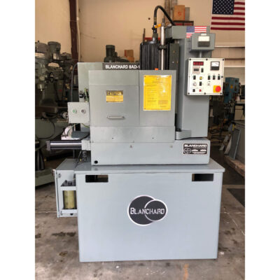 "12"" Used Blanchard Rotary Surface Grinder Model 8AD-12 for sale"
