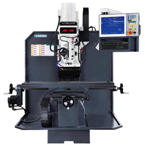 New Atrump CNC Milling Machine Model AV32 for sale at Worldwide Machine Tool