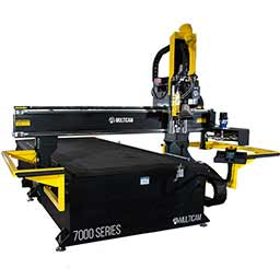 CNCN router machine for sale at Worldwide Machine Tool