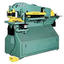 Ironworker machines for sale at Worldwide Machine Tool