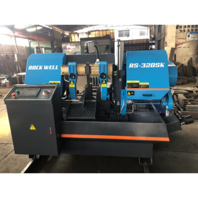 "12"" x 12"" New Rockwell Horizontal Band Saw Fully Automatic Model RS-320SK for sale at Worldwide Machine Tool"