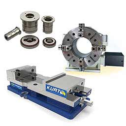 part s and accessories for machine tools and machine shops