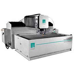 Water jet machine for sale at Worldwide Machine Tool