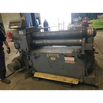 Wysong Plate Roll Model E-48