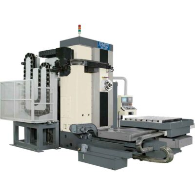 New Femco CNC Horizontal Boring Mill