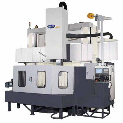 New Femco CNC Vertical Lathe Model VL-25