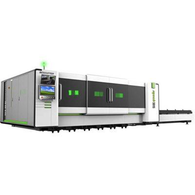 15,000 Watt 6.5' x 13' MACH Speed IPG Fiber Laser Cutter