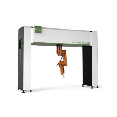 1500 Watt Hyrobot IPG 3D Robot Fiber Laser Metal Cutting Machine