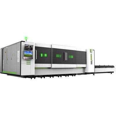 6,000 Watt 5' x 10' WIND Series IPG Fiber Laser Cutter