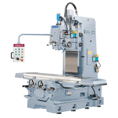 "20"" x 87"" New Sharp Bed Type Mill Model KMA-3"