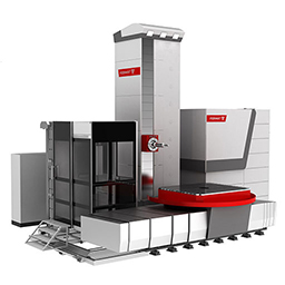 Horizontal boring mill for sale CNC Horizontal boring machine tools.