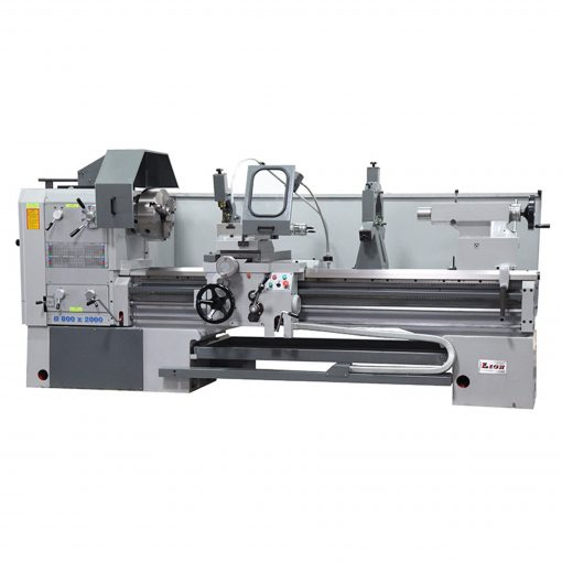 """30"""" x 120"""" New Lion Lathe MODEL 30-CU ENGINE LATHE 4"""" Spindle Bore for sale Worldwide Machine Tool in Columbus Ohio call 614-255-9000"""