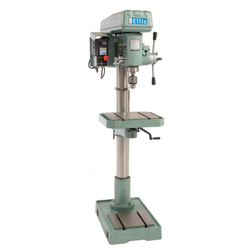 """18"""" New Ellis Drill Press Variable Speed Model 9400 for sale at Worldwide Machine Tool"""