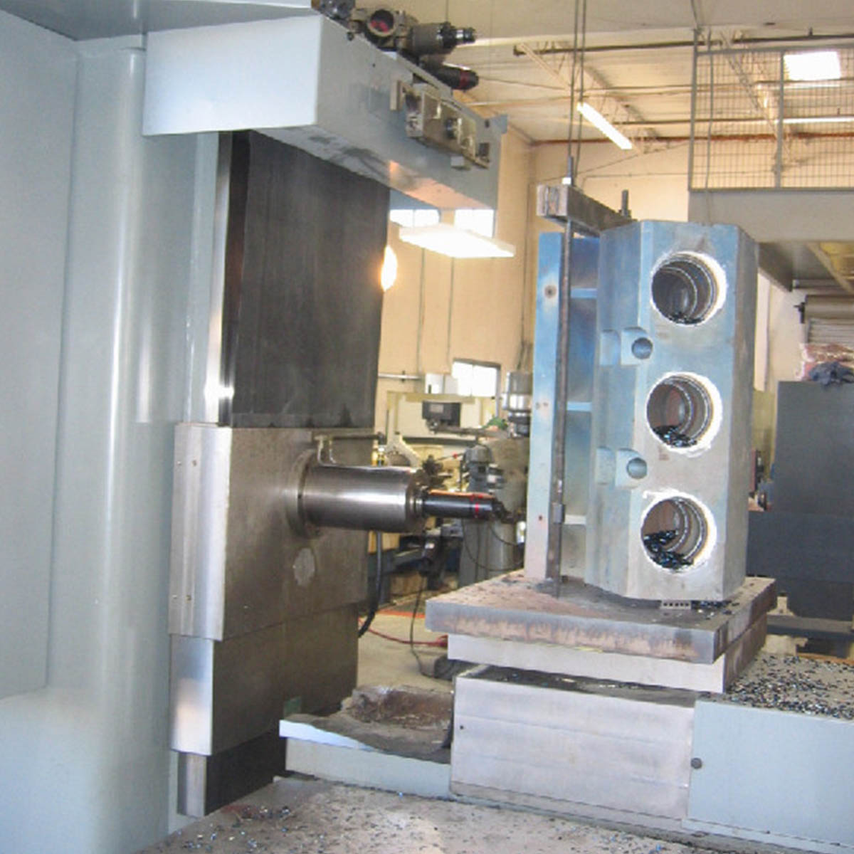 120 Quot X 72 Quot X 58 Quot New Machining Systems Horizontal