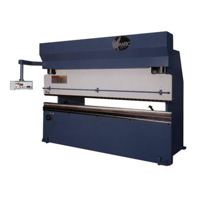 Haco Atlantic HDE manual Press Brake for sale at Worldwide Machine Tool in Columbus Ohio