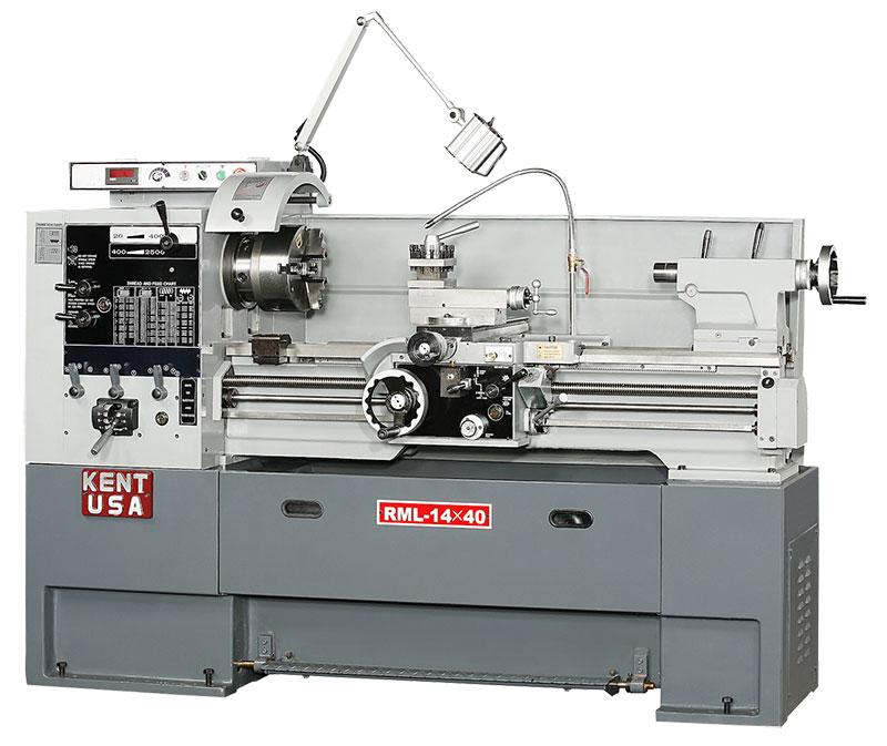 Lathe Model RML 1440VT