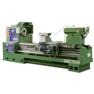 "40"" x 320"" New Kingston Lathe Model HR 8000 for sale at Worldwide"