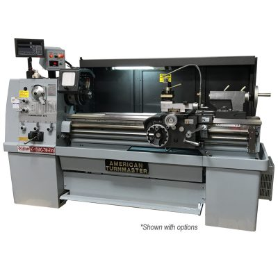 "15"" x 50"" New Lagun Lathe Model American Turnmaster"