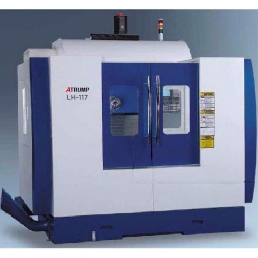 New Horizontal Boring Mill Horizontal Machining Center Trump-LH-117 For Sale at Worldwide Machine Tool