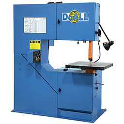 Vertical band saw machine tools. Vertical Metal cutting band saw.