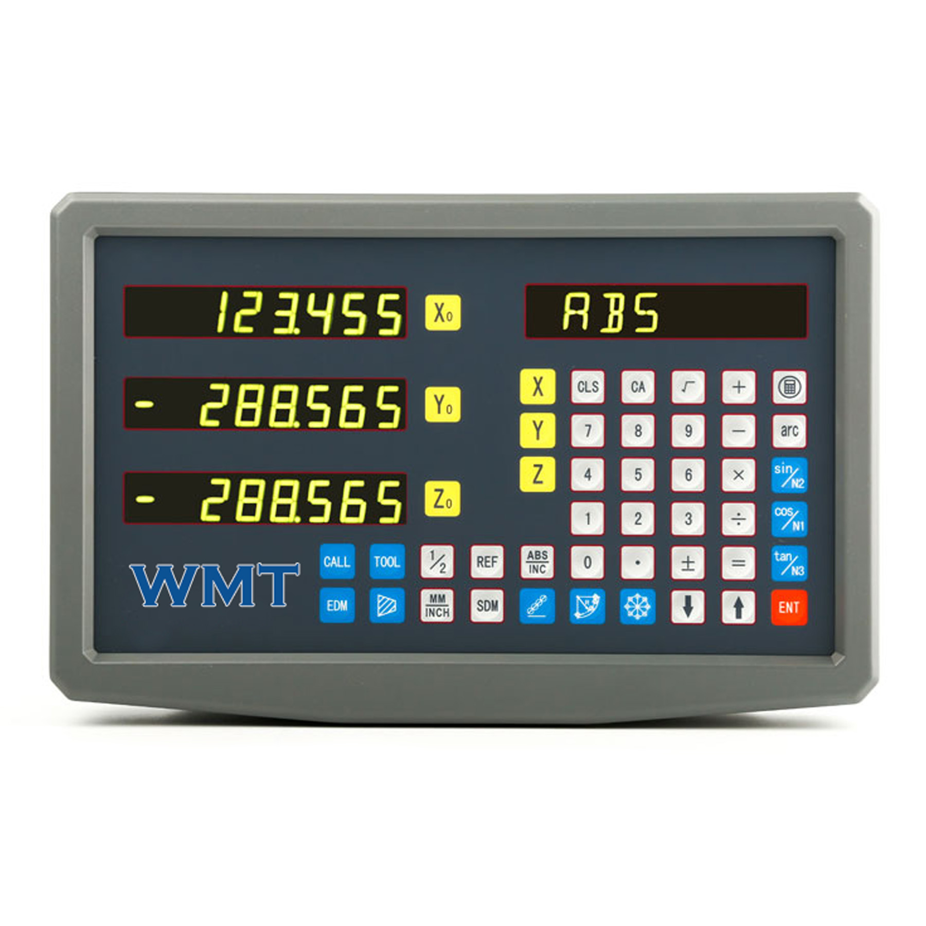 The WMT Digital Readout for sale at Worldwide Machine Tool