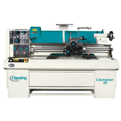 "Clausing Lathe 13"" x 25"" for sale"