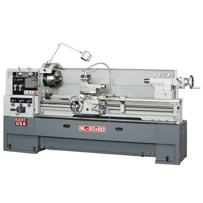 "20"" x 60"" New Kent USA Lathe Model ML-2060T"