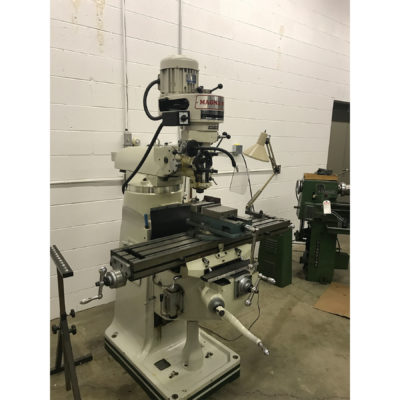 Bridgeport Manual Mill For Sale